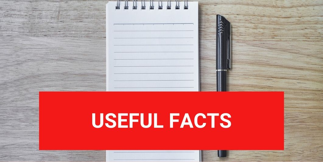 Useful Facts ©pixabay.com