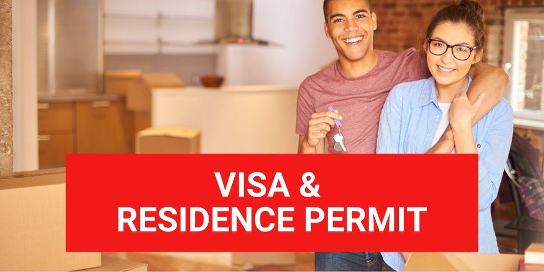 Visa & Resicence Permit ©iStock/sturti