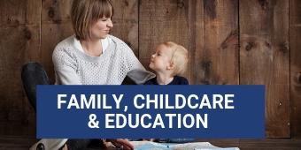 Family, Childcare & Education (c) Pixabay.com